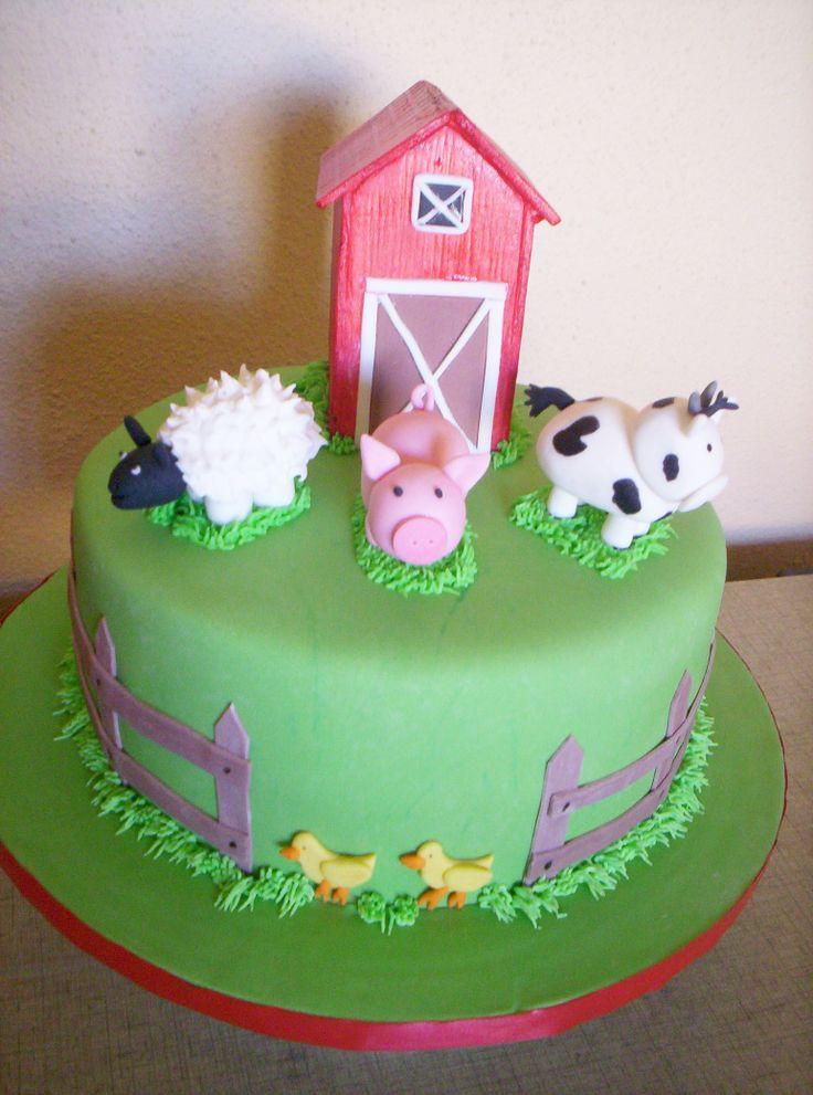 1000  ideas about animal birthday cakes on pinterest