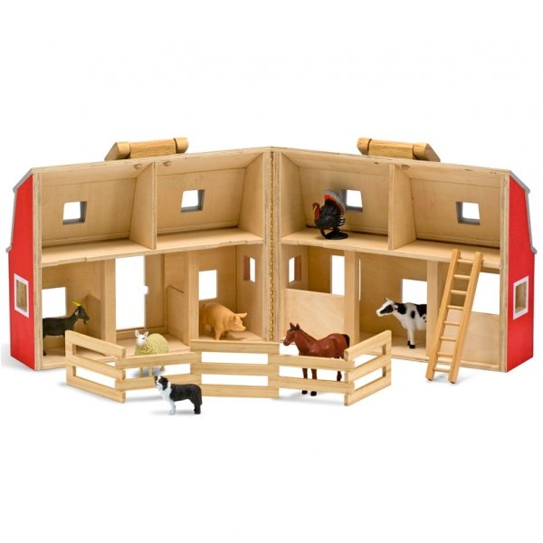 Toy Barn Woodworking Plans - WoodWorking Projects & Plans
