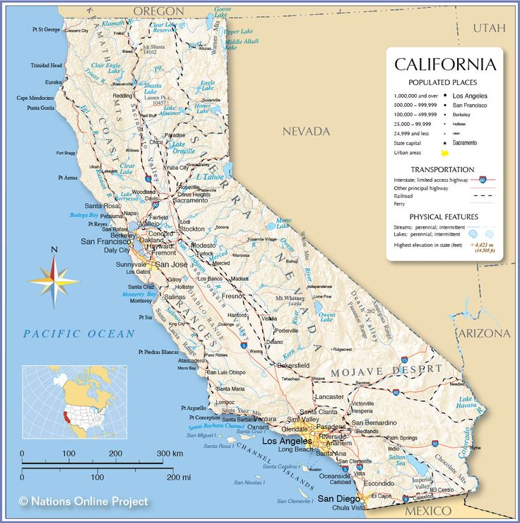 antique map of southern california google search