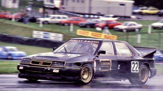 Thundersaloons Honda Legend Historic Racing Honda Legend Motorsport