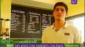 Helados Chilenos on Vimeo