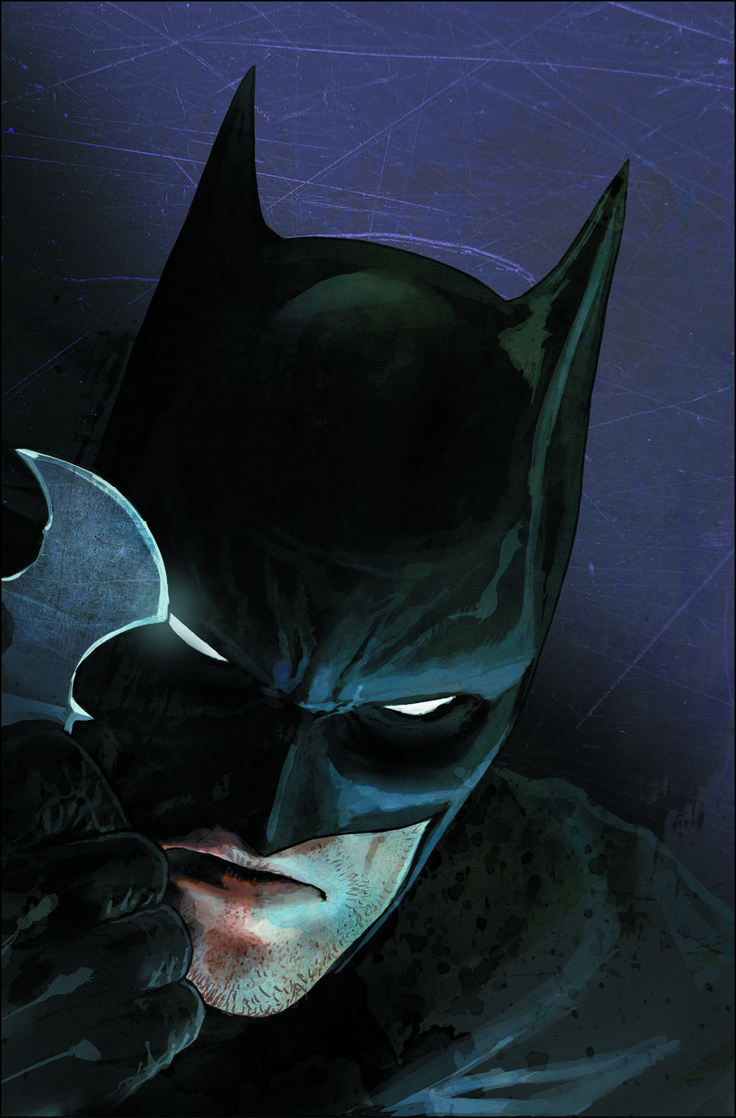 All Star Batman – Written by Scott Snyder with art by John Romita Jr, Jock, Sean Murphy and more. Description from thebrokeninfinite.com. I searched for this on bing.com/images