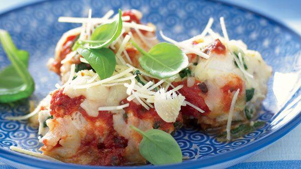 Ricotta and spinach fish gnocchi recipe - 9Kitchen