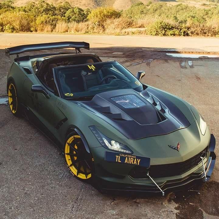 Corvette Corvette Super Cars Sports Cars