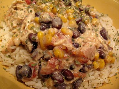 cream cheese chicken chili: Chicken Chile, Crock Pots, Black Beans, Pots Cream, Rita Recipes, Cream Cheese Chicken, Chicken Chilis, Chicken Breast, Cream Cheeses
