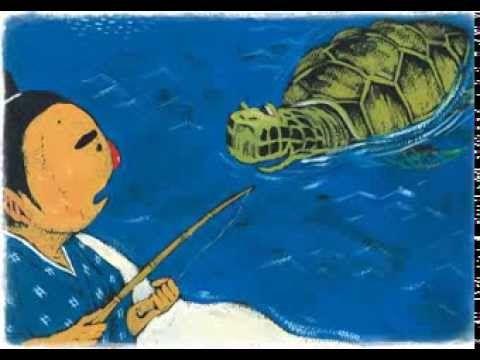 traditional Japanese folk stories: Urashima