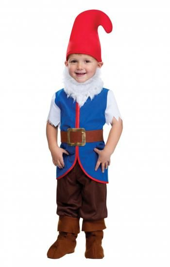 Verwandel dich mit dem Kostüm in einen frechen Zwerg #kostum #costume