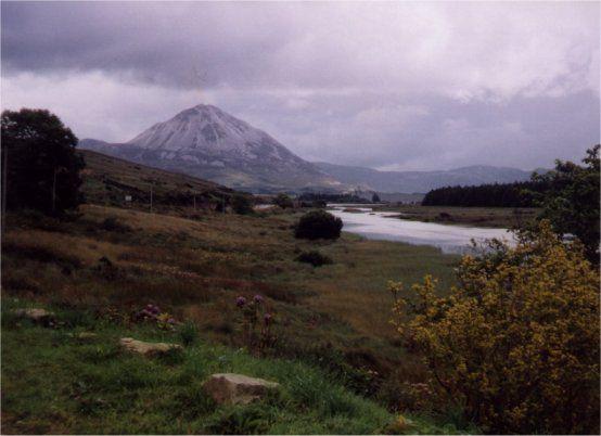 Mt Errigal Donegal