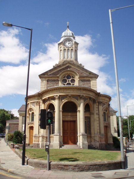 BRISTOL (REDLAND) - Polish Church of Our Lady of Ostrobrama