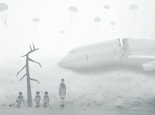 """Plane Crash"" | Helena Blomqvist"