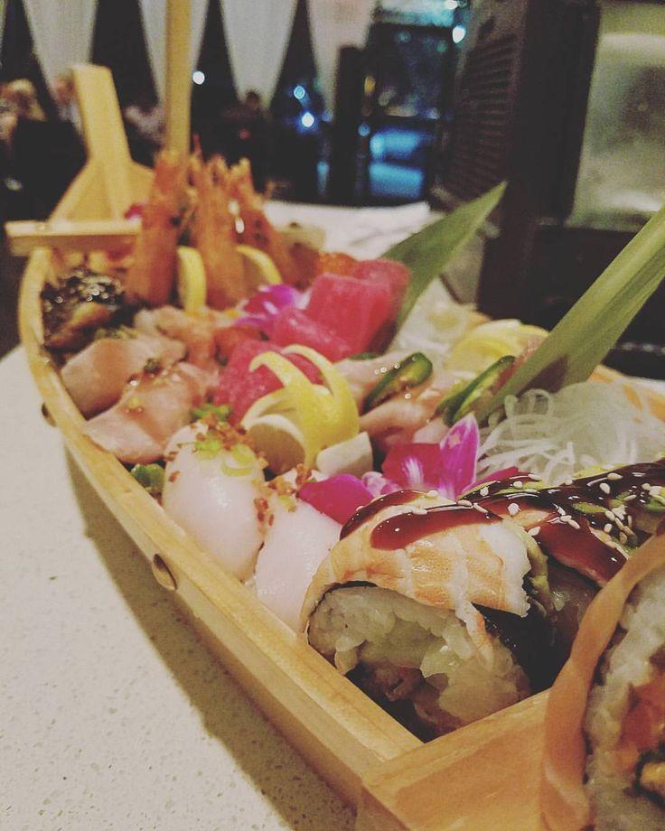 All aboat sushi saturdays..  #Crave #Sushi #Houston (at Crave Sushi - Houston)