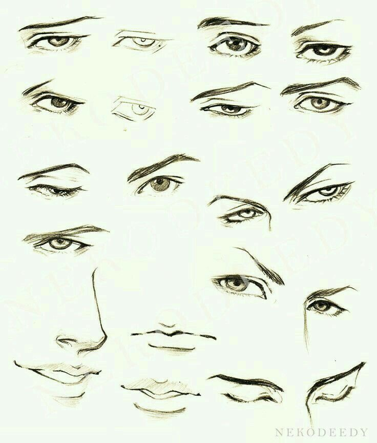 Pin By Soul Sister On Drawing In 2020 Anime Eye Drawing How To Draw Anime Eyes Nose Drawing