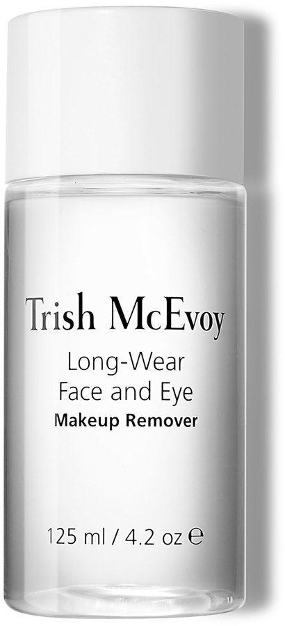 Trish McEvoy Long-Wear Face & Eye Makeup Remover, 4.2 oz.