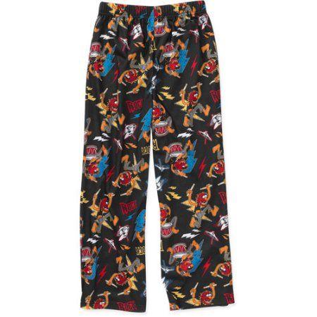 License - Boys Pajama Pant, Black