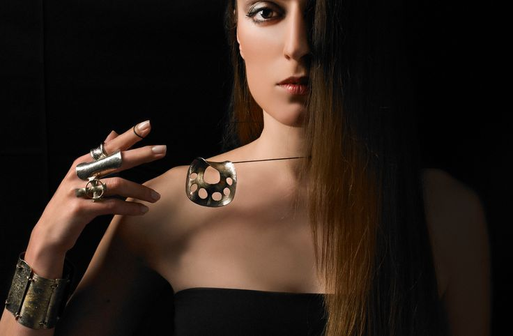 Styling :Rena Gantzaki.make up and hair:Rena Gantzaki. Jewellery hand made :Alexandra Karousias