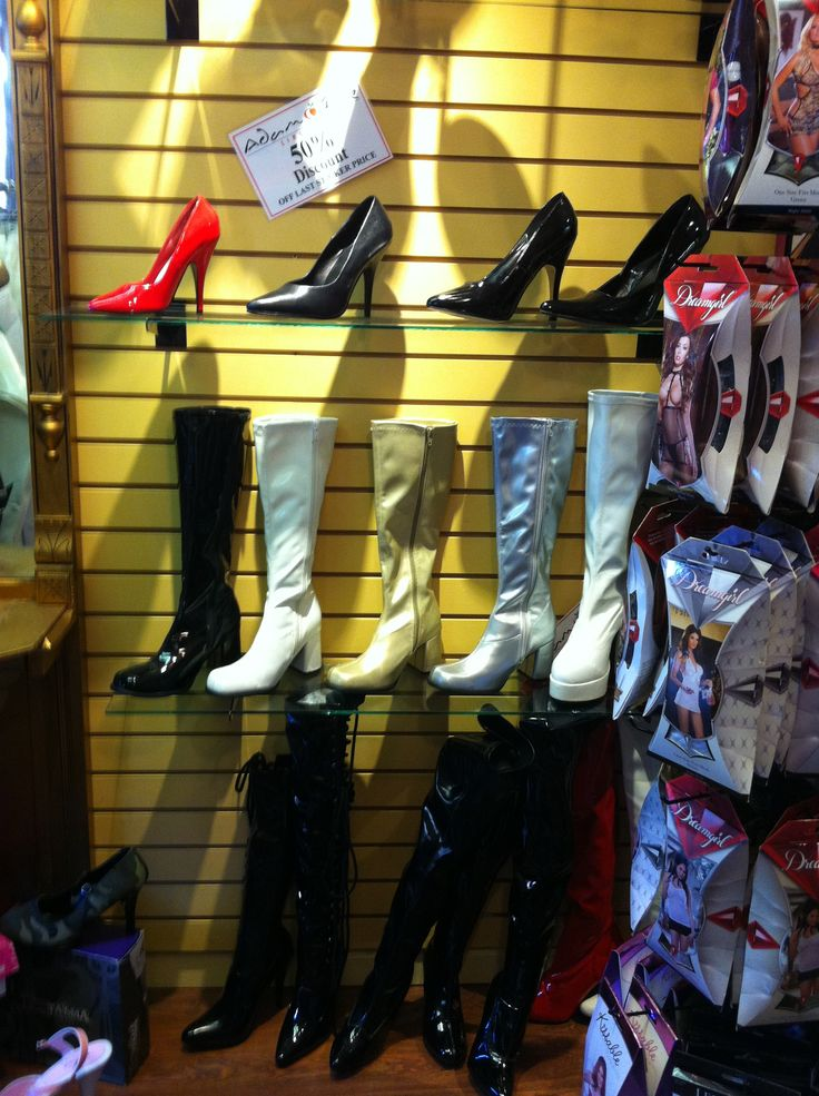 Boots & Shoes in our store