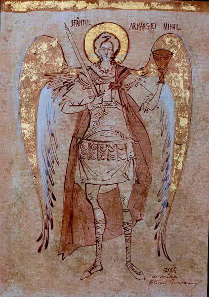 Angels by Elena Murariu