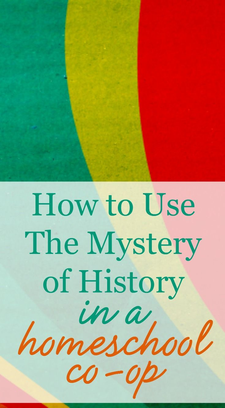 41 best bright ideas press shop images on pinterest bright ideas how to use the mystery of history in a homeschool co op fandeluxe Image collections
