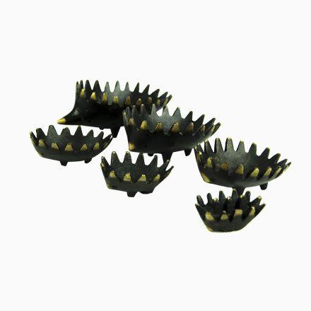 Igel Familie Aschenbecher von Walter Bosse für Hertha Baller, 1950er, ... Jetzt bestellen unter: https://moebel.ladendirekt.de/dekoration/accessoires/?uid=689bc34d-0e83-5335-9853-05017bf9e103&utm_source=pinterest&utm_medium=pin&utm_campaign=boards #accessoires #dekoration