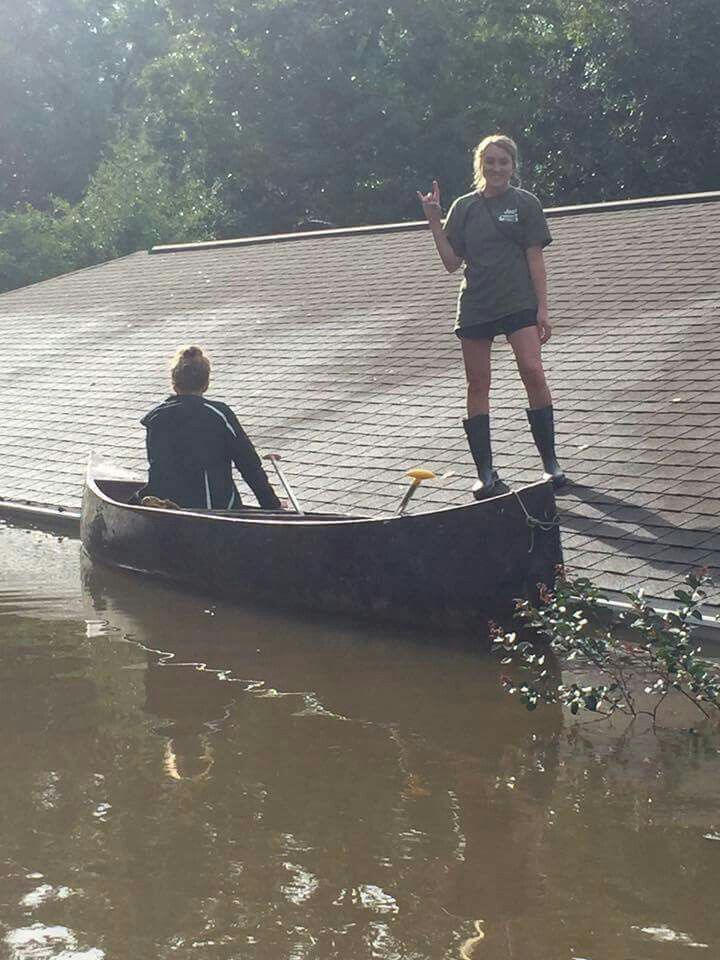 Louisiana flood 2016