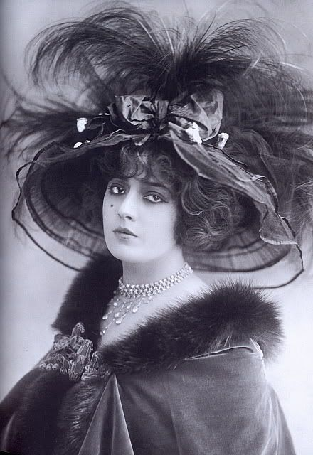 Genevieve Lantelme  was a French actress, socialite and courtesan, best known as the mistress of Alfred Edwards, from whose yacht she fell to her death in July 1911.