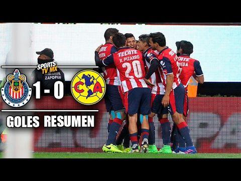 Classico Chivas vs America 2017 1-0 Favor Chivas 👍🏻