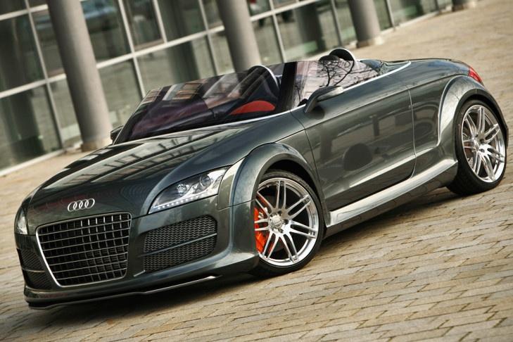 Audi Roadster!!!!     I want!   I love!