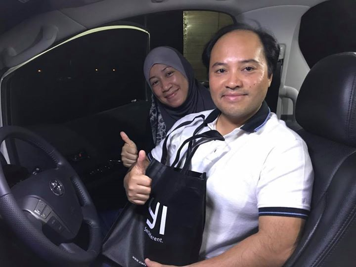 Kak Rozie and her husband choose Yi DashCam for their Vellfire.  WHY?  1 - Because there are a lot of stupid driver on the road  2 - Because can connect to smartphones for video playback and download direct to phone  3 - Super clear video night and day  4 - 1 year warranty. Last long heat resistant.  5 - Say no more, take my money!  #myvi #roadbully #roadrage  Need a dashcam? Protect yourself...  Yi Smart Dash Cam  - Free installation - Free delivery (JB) - Free postage (outside JB) - 1x Yi…