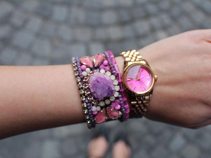 #coachella #bohochic #cuffbracelet #purple #bohemian #cuff #armcandy