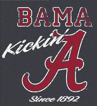 BAMA. Alabama football Roll Tide
