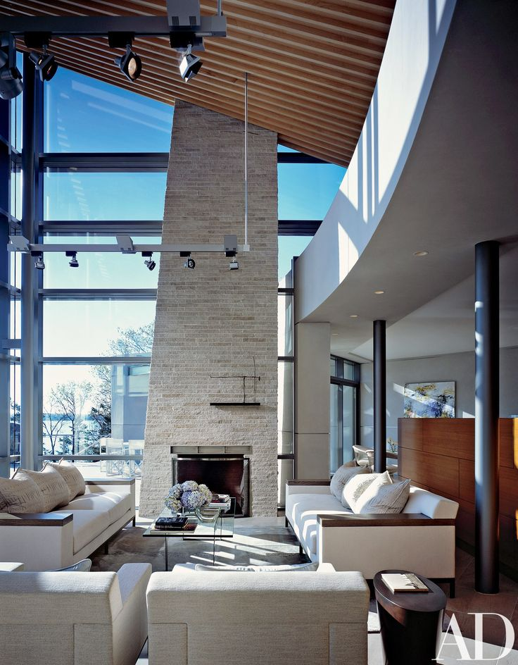 Barnes Coy Architects Crafts a Waterfront Retreat in East ...