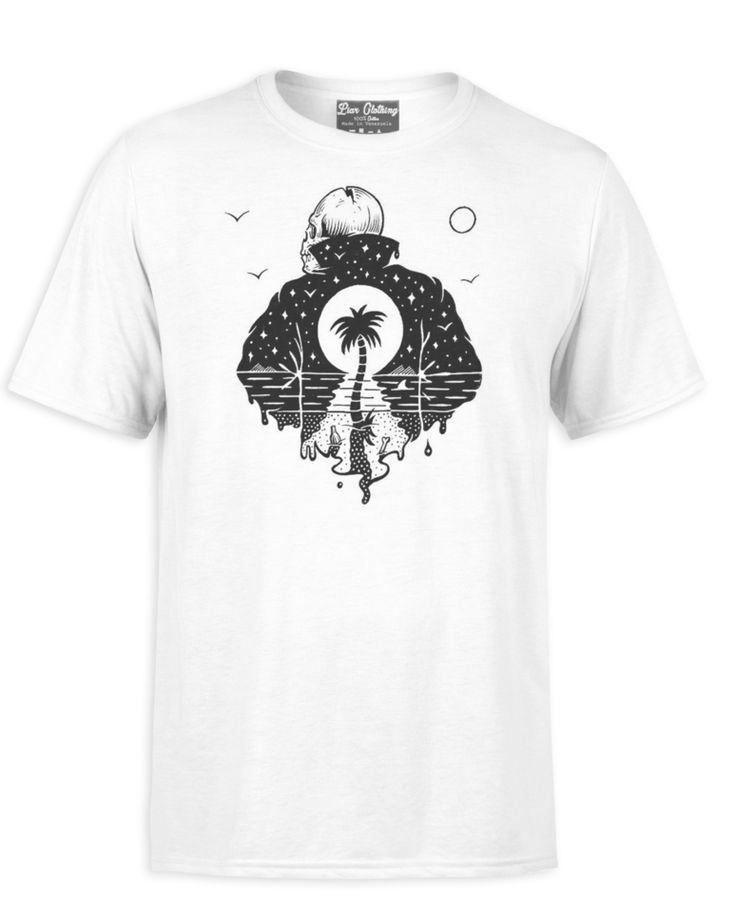 Skull Paradise T-shirt  Disponible via DM  #handsome #cool #polo #swagg #guy #boy #boys #man #model #shoes #sneakers #styles #jeans #fresh #takim #valencia #amazing #men #ayakkabi #moda #fashion #ceket #keten #kot #design #dugun #indirim #kampanya #venezuela #aruba