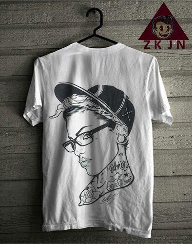 Zack Jordan T-shirt. SWAG GANG OR DIE