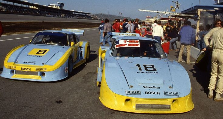 This pushermen's Porsche 935 was well preserved by the drugs police | Classic Driver Magazine