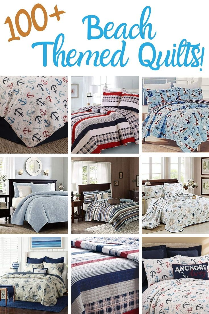Best Beach Quilts Discover The Top Rated Nautical Themed Quilts
