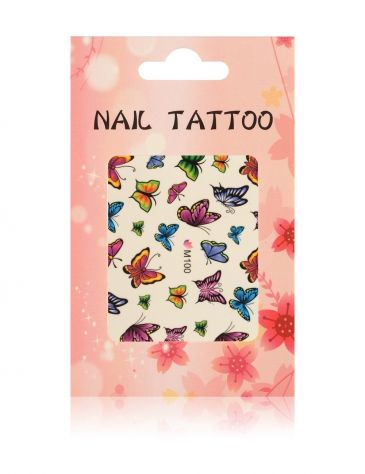 Καρφί τατουάζ πεταλούδα
