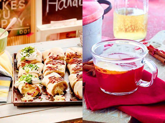 Weihnachtsmarkt - Lieblingsleckereien für zu Hause | LECKER