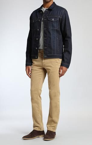 34 heritage - Jacket Travis Deep Comfort