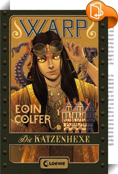 WARP 3 - Die Katzenhexe    :  Das grandiose Finale von Eoin Colfers Zeitreise-Trilogie WARP. Der Bestsellerautor mixtdie Genres: Dystopie, Agententhriller, historischers Abenteuer und Satire. Ein wunderbares Lesevergnügen voller Fantasie und krachender Ironie vom Autor der Artemis Fowl-Bücher.  Ein Zeugenschutzprogramm in der Vergangenheit.Dafür wurde WARP vom FBI ursprünglich entwickelt. Aber durch einen Riss im Zeittunnel sind einige der WARP-Agenten im Jahr 1647 gestrandet. Promp...
