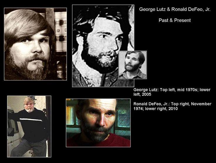; George Lutz Ronald Defeo