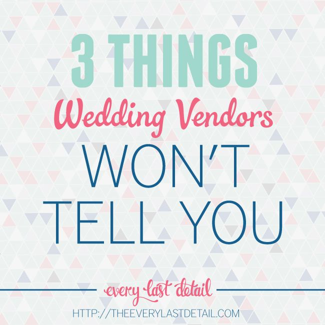 Tipping Wedding Vendors: Best 25+ Wedding Vendors Ideas On Pinterest