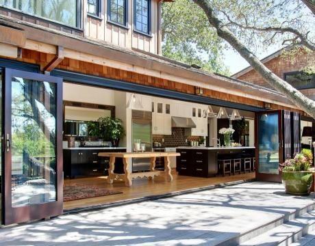 Inside Of Dream Houses Kitchen