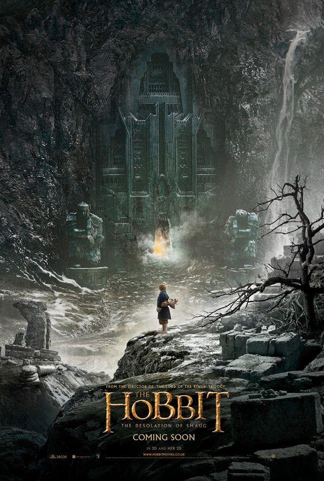 Nouvelle Bande Annonce Officielle Pour : Le Hobbit : La Désolation de Smaug
