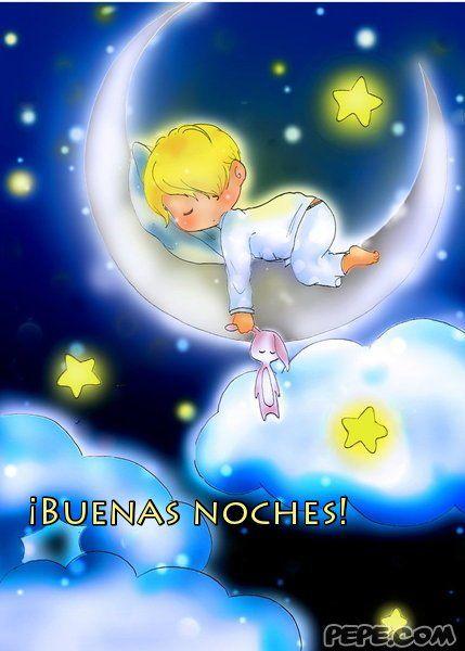 ¡Buenas noches! Voy a dormir como una bebe