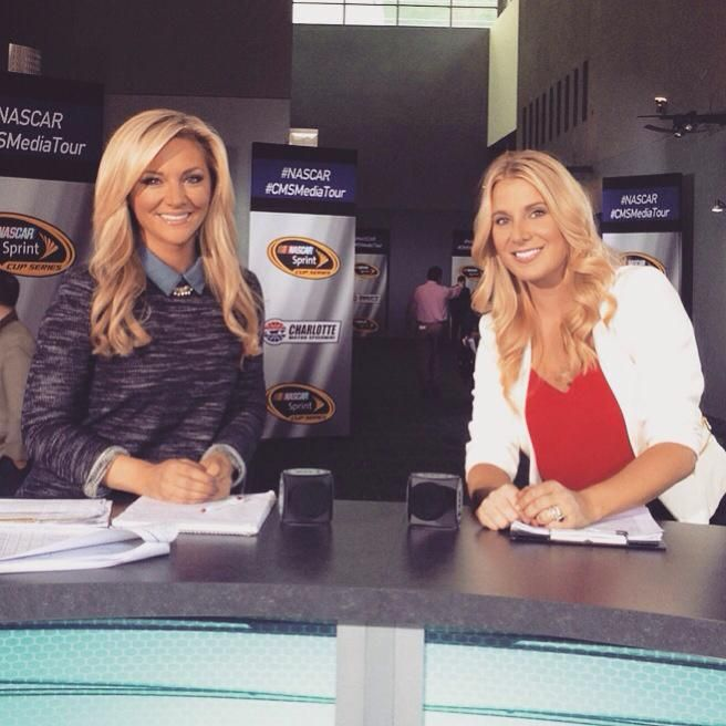nascar tv commentators