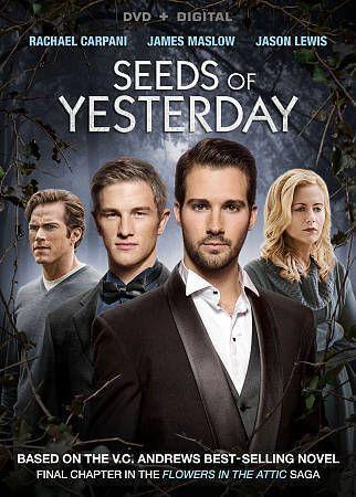 Seeds of Yesterday (DVD, 2015) Rachael Carpani, James Maslow , Jason Lewis #Lionsgate