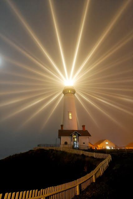 Pigeon Point Light Station ♒ www.pinterest.com/WhoLoves/Beautiful-Buildings ♒  #Architecture