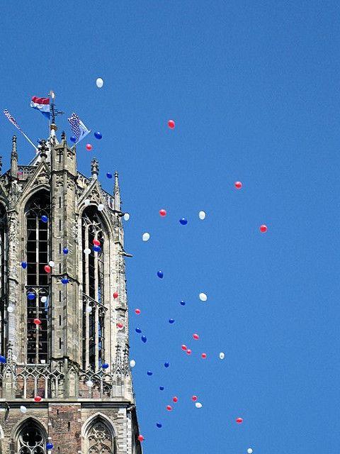 Domtoren, Utrecht, Nederland