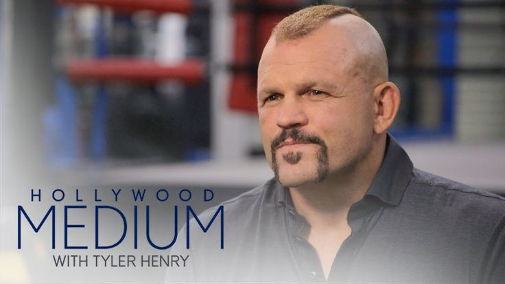 nice Chuck Liddell Gets Touching Message From Fallen Friend | Hollywood Medium with Tyler Henry | E!