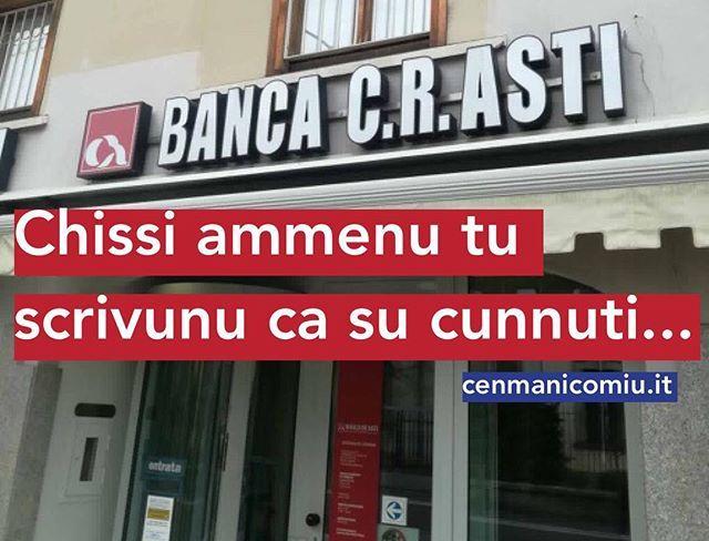 #cenmanicomiu #amebancaèindifferente